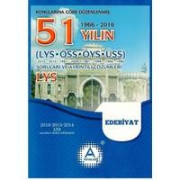 A Yayınları Lys 51 Yılın Edebiyat Soruları Ve Ayrıntılı Çözümleri