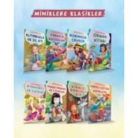 Miniklere Klasikler Hikaye Seti 8 Kitap