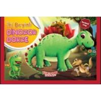 İki Beyinli Dinozor Dorze: Hareketli Kitap