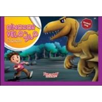 Dinozor Velo İle Zilo Ormanda: Hareketli Kitap