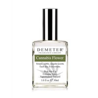 The Library Of Fragrance Cologne Sprey - Cannabis Flower 30ml