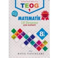 Rty Rota Yayınları 8. Sınıf Teog 1 Matematik 10 Deneme Çek Kopart