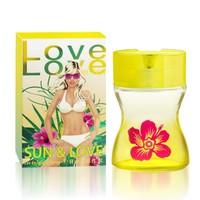 Love Love Sun & Love EDT 100ml Sprey Kadın Parfümü