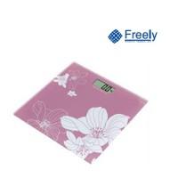 Freely Eb609Bf Baskül Dijital Çiçek Desenli
