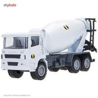 Hy Truck 1:60 Metal İş Makinası 6012-5