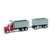 1:43 Kenworth W900 Model Tır - 15223