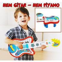 2 İn 1 Gitar ve Piyano