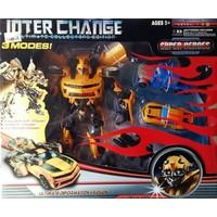 Super Heroes Değişen Robot 4082