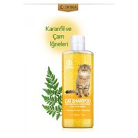 Catidea Cc2-Y Kedi Şampuanı Karanfil-Çam İğneleri