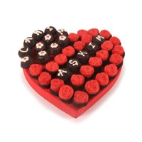 Love Heart Kek Sepeti