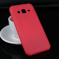 Tlfcom Samsung Galaxy J5 Silikon Kılıf Kırmızı