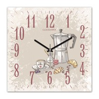 Clockmaker 30x30 Mdf Duvar Saati CMM293