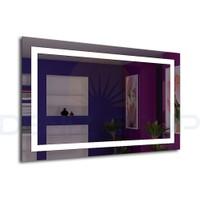 Led Işık Aydınlatmalı Ayna Model : LE3-010