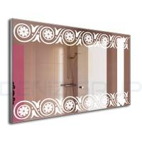 Led Işık Aydınlatmalı Ayna Model : LE3-028