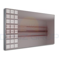Led Işık Aydınlatmalı Ayna Model : LE3-033