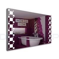 Led Işık Aydınlatmalı Ayna Model : LE3-039