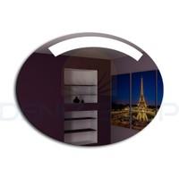Led Işık Aydınlatmalı Ayna Model : LE3-115