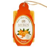 Myros Myros Portakal Özlü Zeytinyağı Sabunu