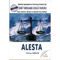 İdari Yargılama Usulü Hukuku: Alesta
