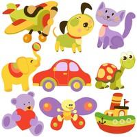 Decor Desing Çocuk Sticker KCS54