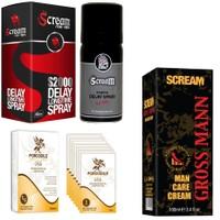 Scream Longtime For Men Box