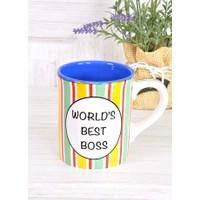 The Mia Porselen Kupa Worlds Best Boss