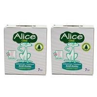Alice Clinic Kedi Kumu 2 Adet