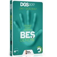 İsem Yayınları Dgs 2017 Sayısal Sözel Yetenek Tamamı Çözümlü 5 Deneme Sınavı
