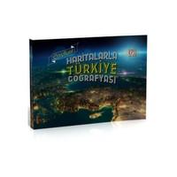 İsem Yayınları Kpss 2017 Evveliyat Haritalarla Türkiye Coğrafyası