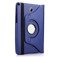 Exclusive Phone Case Samsung Galaxy Tab A T350 Kılıf 360 Standlı Lacivert+Film+Kalem