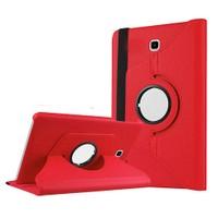Exclusive Phone Case Samsung Galaxy Tab S T700 Kılıf 360 Standlı Kırmızı+Film+Kalem
