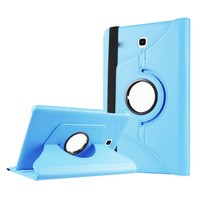 Exclusive Phone Case Samsung Galaxy Tab S2 T810 Kılıf 360 Standlı Turkuaz+Film+Kalem
