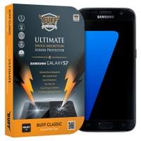 Buff Samsung Galaxy S7 Darbe Emici Ekran Koruyucu Film