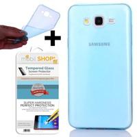 Gpack Samsung Galaxy J2 Kılıf 0.2MM Silikon (Cam)