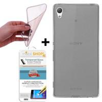 Gpack Sony Xperia Z2 Kılıf 0.2MM Silikon (Cam)
