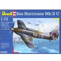 Adore Vbu63985 Sea Hurricane Mkıı 1:72 Revell Seviye 3