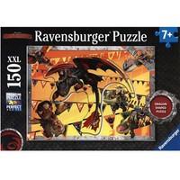 Adore Rpk100200 Dragons Hıcksin Macerası 150 Parça Puzzle Ravensburger