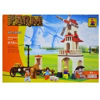 Bircan 28605-0131 Ausini 273 Parça Çiftlik