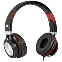 Defender Accord 175 Kulaküstü Kulaklık Kırmızı-Siyah