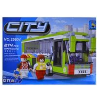 Bircan Oyuncak 0131-25604 274 Parça City Set