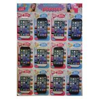 Bircan Oyuncak 8099-13516 Kart.Telefon