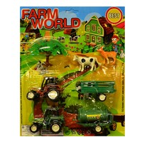 Can Oyuncak 668-75 Kart.Çiftlik Set