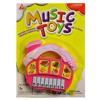 Can Oyuncak 040A-Wh Kart.Mini Piyano