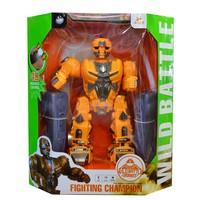 Can Oyuncak 2028-24 Kutulu Kumandalı Dövüşen Robot