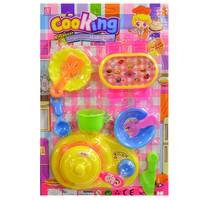 Can-Em Oyuncak 6891 Kartelalı Mutfak Seti