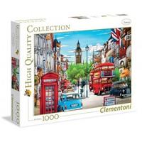 Clementoni 39339 London 1000 Parçapuzzle