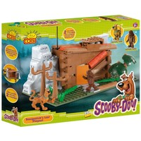 Cobi 23230 Scooby Dosasquatchs Lair Playset 154 Parça