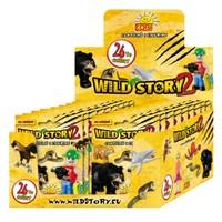 Cobi 22013 44 Parça Wild Story Display S2