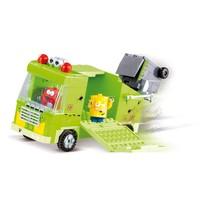 Cobi 6242 Ttp Garbage Truck 252 Parça