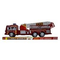 Erkol Oyuncak 112A Vak.Sürtmeli Fıre Truck İtfaiye
